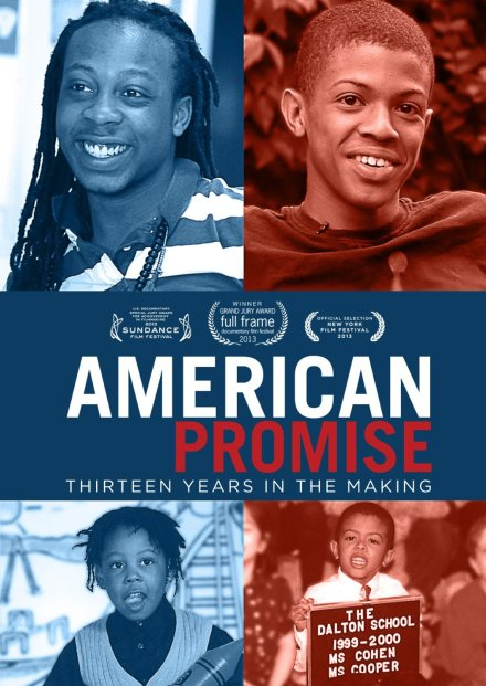 American Promise DVD cover
