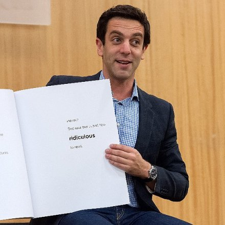 BJ-Novak-Reading-Book-Pictures-Video